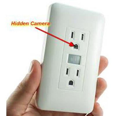 خرید پریز دوربین دار مخفی
