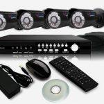 فروش پک کامل دوربین مداربسته آماده نصب