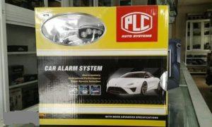 دزدگیر ماشین پی ال سی